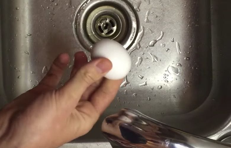 hårdkokt ägg