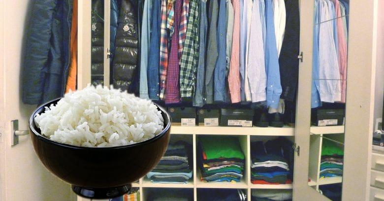 ris i garderoben